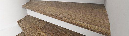 houten trap bekleden