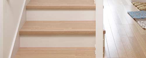 trap bekleden met hout