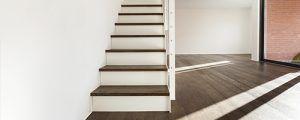 nieuwe trap hout