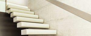 nieuwe trap zwevend