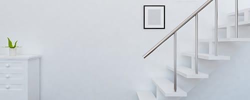 nieuwe trap As
